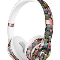 Spaced out Owls Full-Body Skin Kit for the Beats by Dre Solo 3 Wireless Headphones
