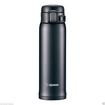 Zojirushi Stainless Steel Mug 480ml SM-SC48-HM Thermos Hot Coffee Water Bottle