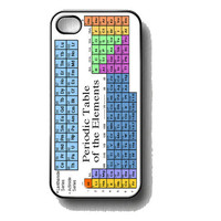 Periodic Table  Iphone Case 4 & 4s