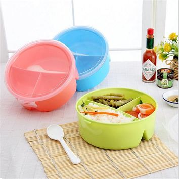 Lunch Box Microwave Storage Container
