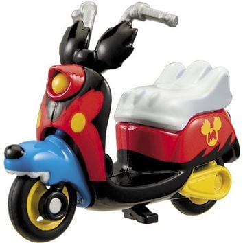 Disney Tomica Disney Motors DM-20 Chimuchimu Mickey Mouse Runaway Brain (japan import)