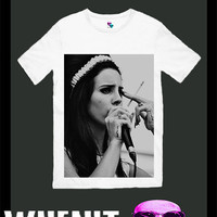 worldwide shipping just 7 days Lana Del Rey men t shirt 30205