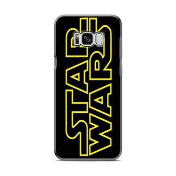 Star wars moovie Samsung Galaxy S8 | Galaxy S8 Plus Case