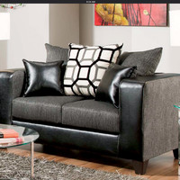 Max Collection Loveseat by HD Furniture
