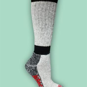 High Calf Alpaca Boot Sock