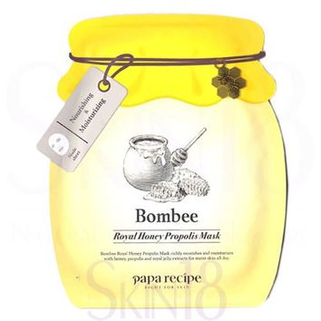 Papa Recipe Bombee Royal Honey Propolis Mask