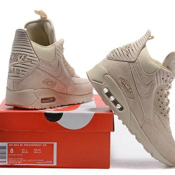 Air Max 90 Winter SneakerBoot ICE 684714-021 Size 40-46