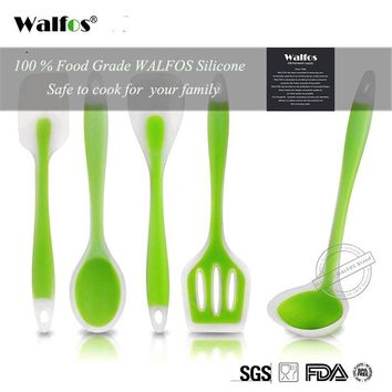 Silicone Cooking tools accessories Heat-Resistant kitchen Utensil Set Non-Stick