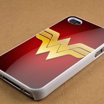 wonder woman case for iPhone 4/4s, iPhone 5/5S/5C, Samsung S3 i9300, Samsung S4 i9500