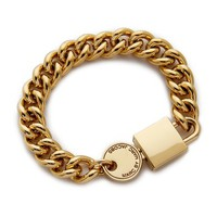Marc by Marc Jacobs Lock In Statement Bracelet