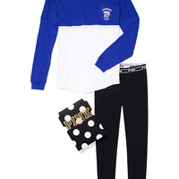 University of Kentucky Pocket Varsity Crew and Leggings Gift Set