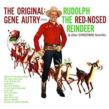 Gene Autry - Rudolph The Red Nosed Reindeer Red