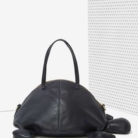 Welcome Companions Tortoise Leather Bag
