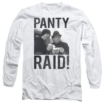 Revenge Of The Nerds - Panty Raid Long Sleeve Adult 18/1 Officially Licensed Shirt