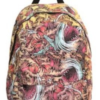 Iron Fist Ship wreck backpack