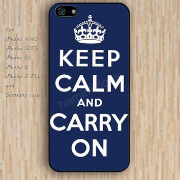 iPhone 6 case keep calm case iphone case,ipod case,samsung galaxy case available plastic rubber case waterproof B126