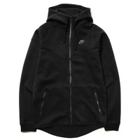 Tech Fleece Windrunner Full-Zip Black