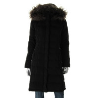 Calvin Klein Womens Down Lined Parka