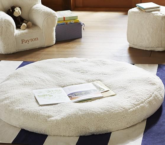 Family Floor Cushion Pottery Barn Kids from Pottery Barn Kids