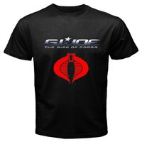 GI Joe cobra Tshirt Tshirt Size S M L XL 2XL 3XL 4XL and 5XL