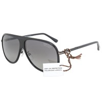 Tom Ford FT0462F 01D Polarized Sunglasses