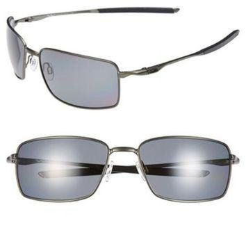 ONETOW Men's Oakley 60mm Polarized Sunglasses - Cement