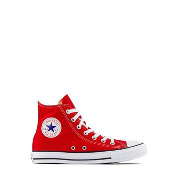 Converse Chuck Taylor All Star Hi Top Kids - Red