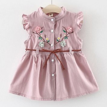 Infant Christening Gowns Baby Dress 0-2 Years