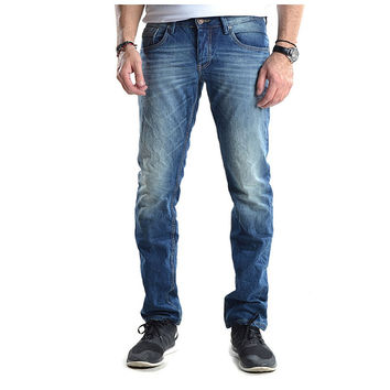 SLIM DENIM PANT-LOW RISE- 16001-355-0112-indigo