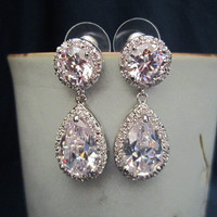 Sparkle filled bridal wedding fasion cubic zirconia by terihuang