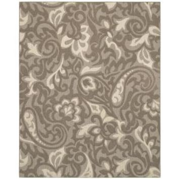 Mohawk, Forte Taupe/Flesh/Ivory 8 ft. x 10 ft. Area Rug, 285968 at The Home Depot - Mobile