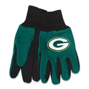 Green Bay Packers Utility Gloves