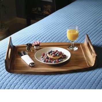 Acacia Reversible Serving Tray