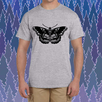 a Butterfly Tattoo  Harry Styles design for tshirt