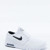Nike SB Stefan Janoski Max White Trainers - Urban Outfitters