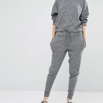 Stitch & Pieces | Stitch & Pieces Knitted Joggers at ASOS