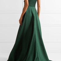 Jason Wu - Strapless faille gown