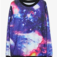 A 081901 aaa Star Harajuku fashion casual sweater