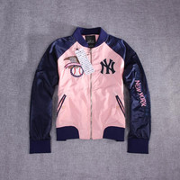 Embroidery Casual Sports Jacket [10507736583]