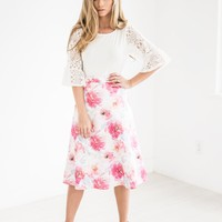 Ring Around The Rosie Skirt - JessaKae