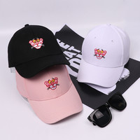 New Fashion Pink Panther Baseball Cap