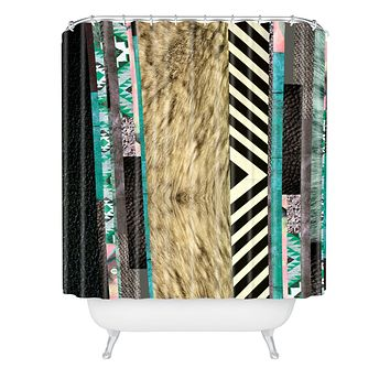 Kei Eudoxie Shower Curtain