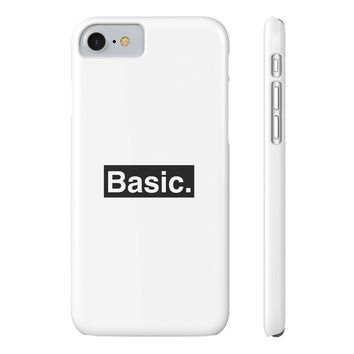 BASIC Slim iPhone 7 Case