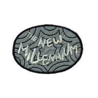 New Millenium Reflective Patch