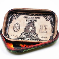 Mini Rolling Tray - Ace