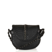 Snake Stud Crossbody Bag - Bags & Wallets - Bags & Accessories - Topshop USA