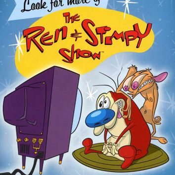Ren and Stimpy Show 11x17 TV Poster (1993)