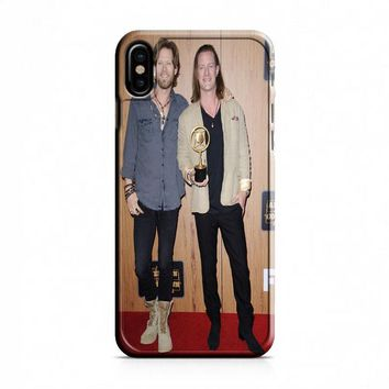 Florida Georgia Line (trophy) iPhone X Case