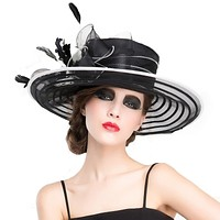 Royal Duchess Wedding Large  Kentucky Derby Hats