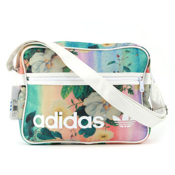 Adidas x FARM Airliner Floral Womens Classic Shoulder Bag